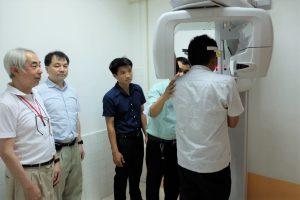 歯科用CT設置